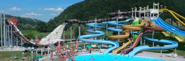 Wellness en aquapark in Slovenie: Terme Olimia