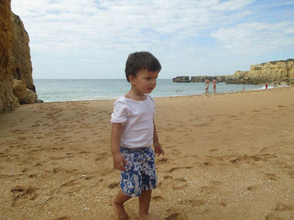Het Castello strand is heerlijk rustig in het naseizoen.