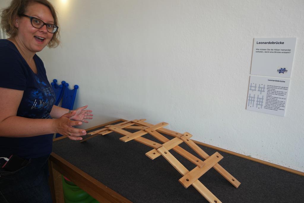 Ik heb een brug gebouwd!