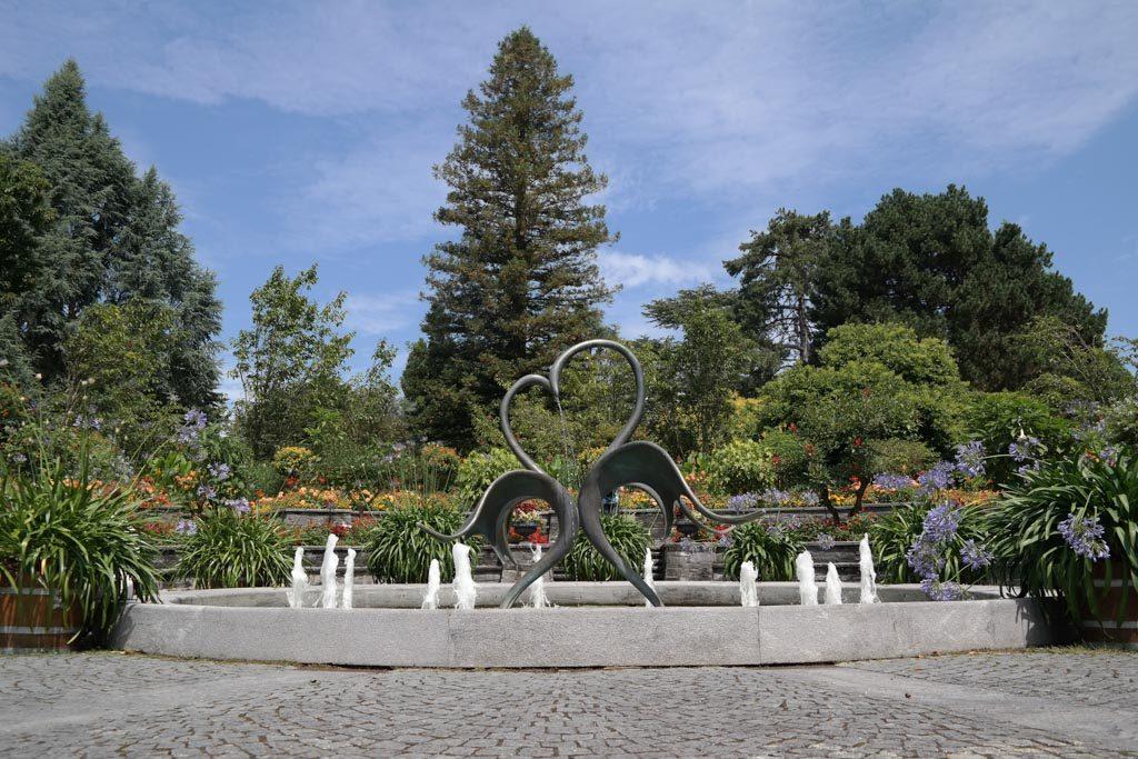 Mooie fonteinen in allerlei stijlen.