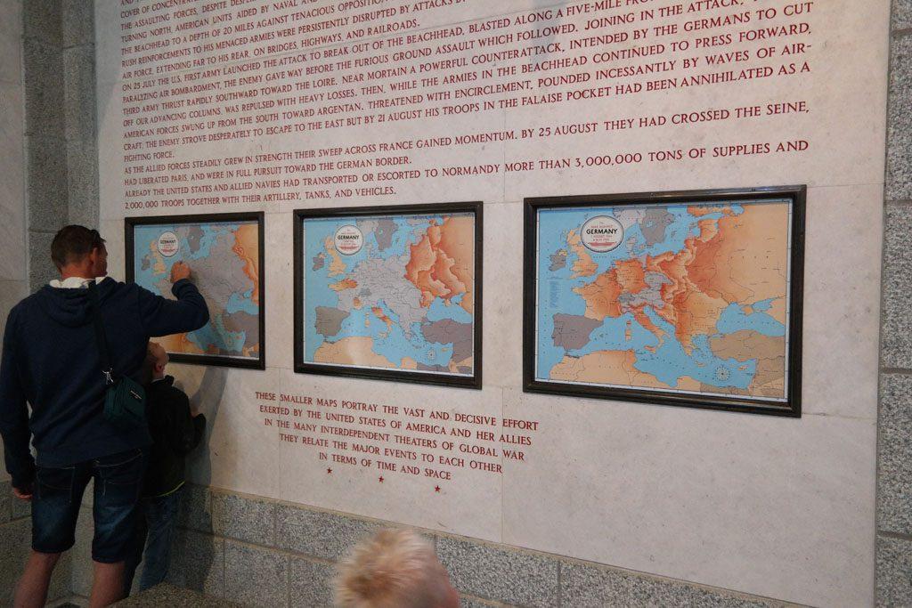 Informatie over de invasie van de geallieerden in de Tweede Wereldoorlog.