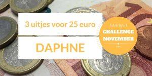 Challenge 3 uitjes voor 25 euro: de goedkope uitjes in de winter van Daphne