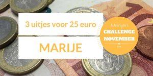 Challenge 3 uitjes voor 25 euro: de goedkope uitjes in de winter van Marije