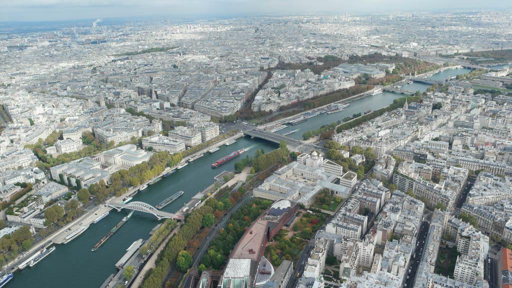 De Seine.