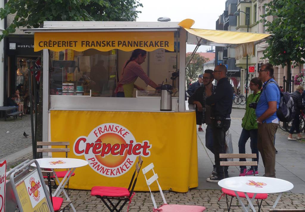 Franske Pannekaker. Roos weet wel wat dat zijn.