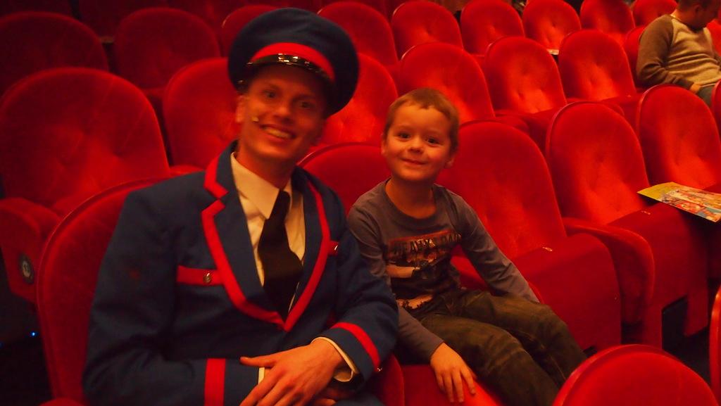 Naar het theater met kinderen is op en top genieten.