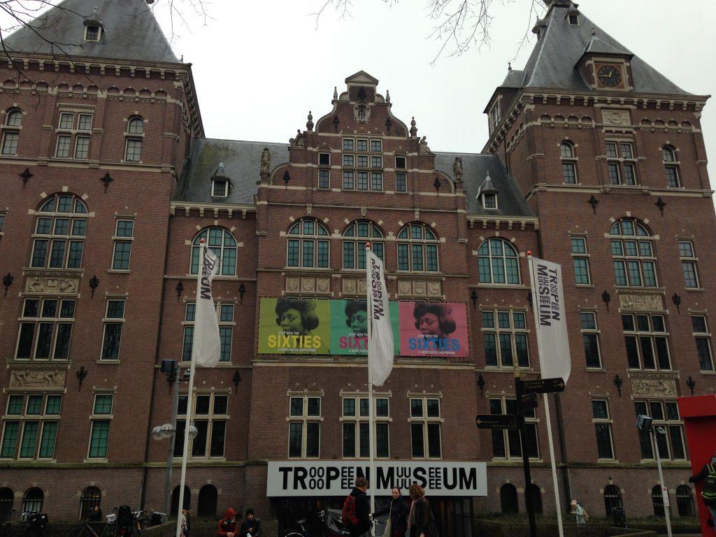 Het Tropenmuseum.