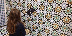 Naar het Tropenmuseum met kinderen: tentoonstelling Ziezo Marokko