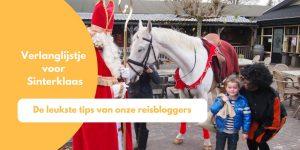 Verlanglijstje voor Sinterklaas: onze leukste tips!
