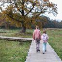 Is wandelen in het Renkums Beekdal leuk met kinderen?
