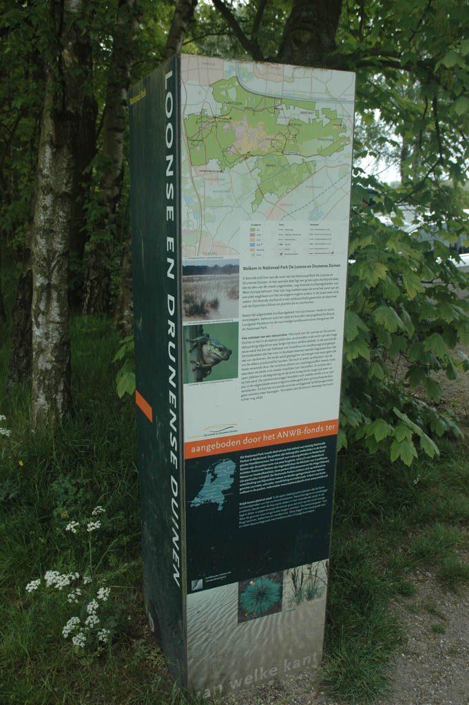 Loonse en Drunense Duinen: Nationaal park