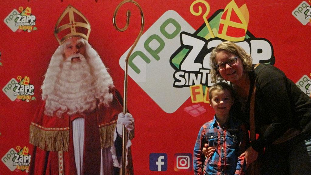 We zijn nieuwsgierig naar het Zapp Sinterklaasfeest.