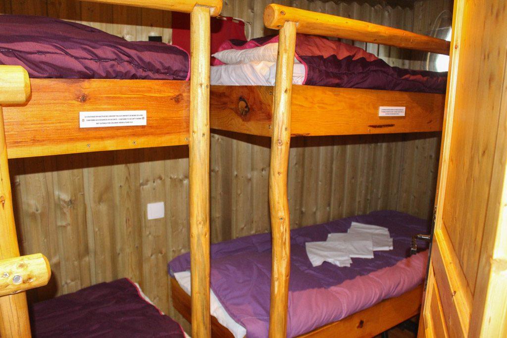 De kinderslaapkamer.