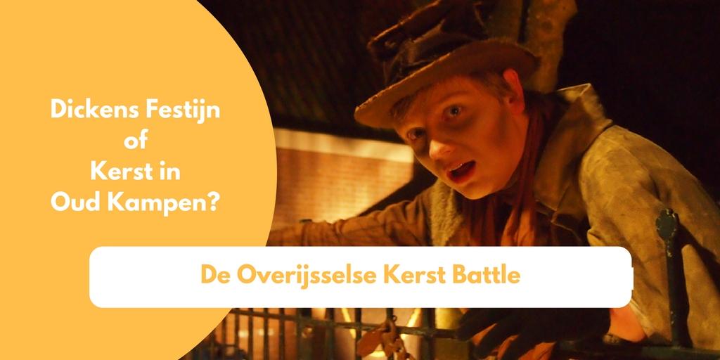 Dickens Festijn of Kerst in Oud Kampen