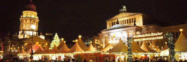 Met kinderen naar de kerstmarkt in Berlijn