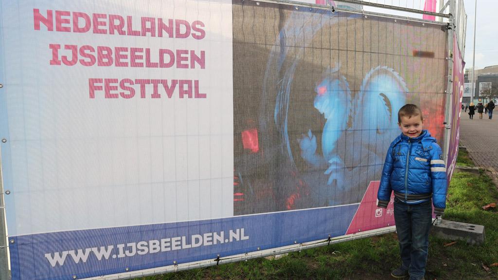 Op weg naar het Nederlands IJsbeelden Festival 2016!