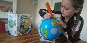 De wereld ontdekken met de Tiptoi Globe