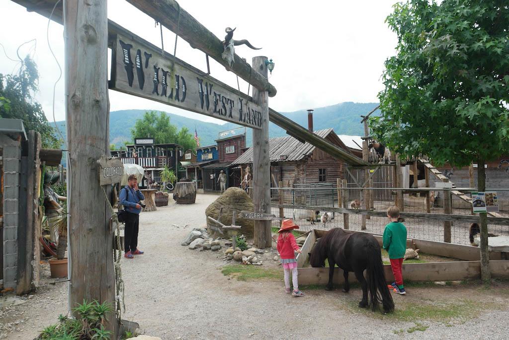 Welkom in het wilde westen van Slovenske Konjice.