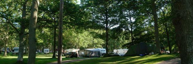 Stensö Camping in Kalmar: een groene camping aan de oostkust van Zweden