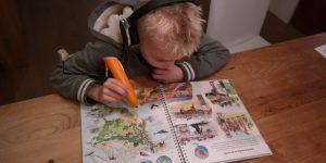 Spelenderwijs meer over de wereld leren met Tiptoi Mijn Grote Wereldatlas