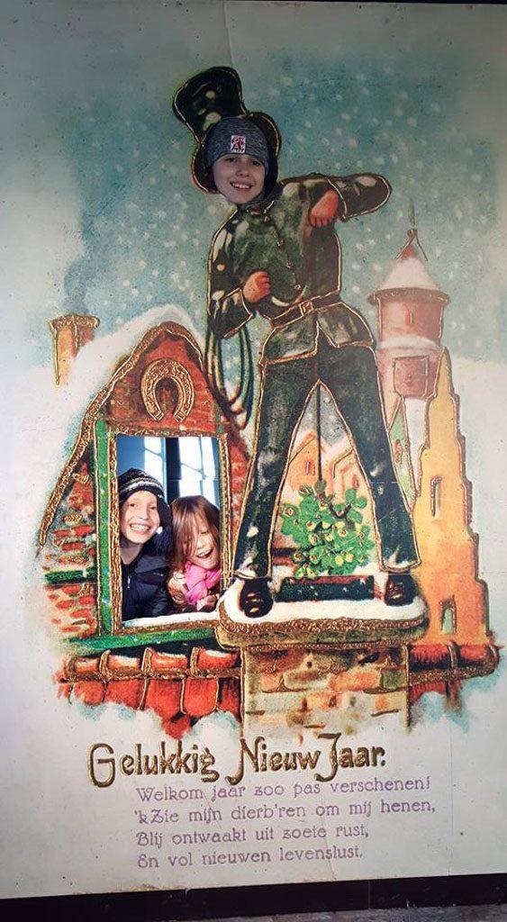 Wij komen nog voor de feestdagen nog een keer terug voor Winter het Openlucht Museum.