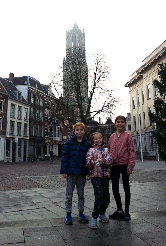 Wij gaan op zoek naar de Winter in Utrecht.