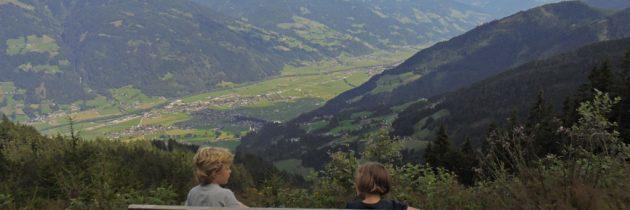 Actieve vakantie met kinderen in het kindvriendelijke Zillertal in Tirol