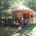 Genieten van het leven op Camping Coeur d'Ardèche