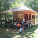 Kleine familiecamping in de Ardèche: Camping Coeur d'Ardèche