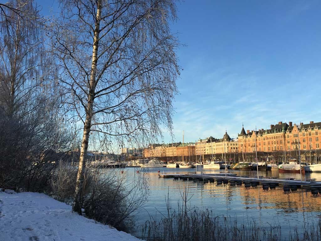 Wat heerlijk, zo'n winterse stedentrip Stockholm met kinderen.