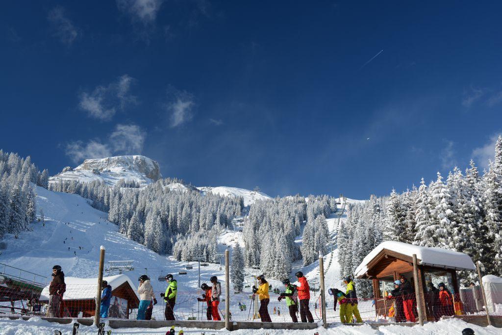 Skiën en wandelen op de Ifen in Kleinwalsertal