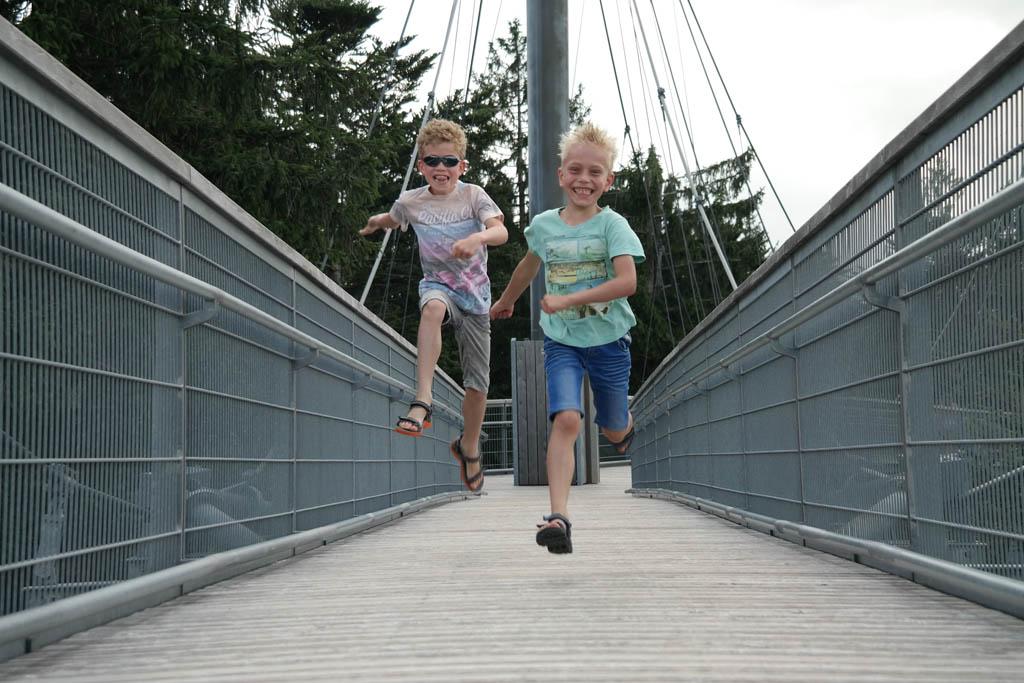 Een bezoek aan de Skywalk Allgäu bij Scheidegg.