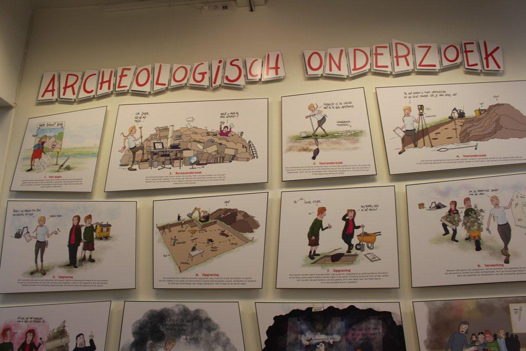 Zo gaat archeologisch onderzoek dus.