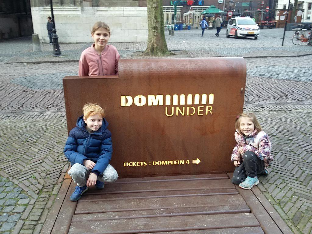 DOMunder met kinderen; een leuk uitje voor de kerstvakantie.