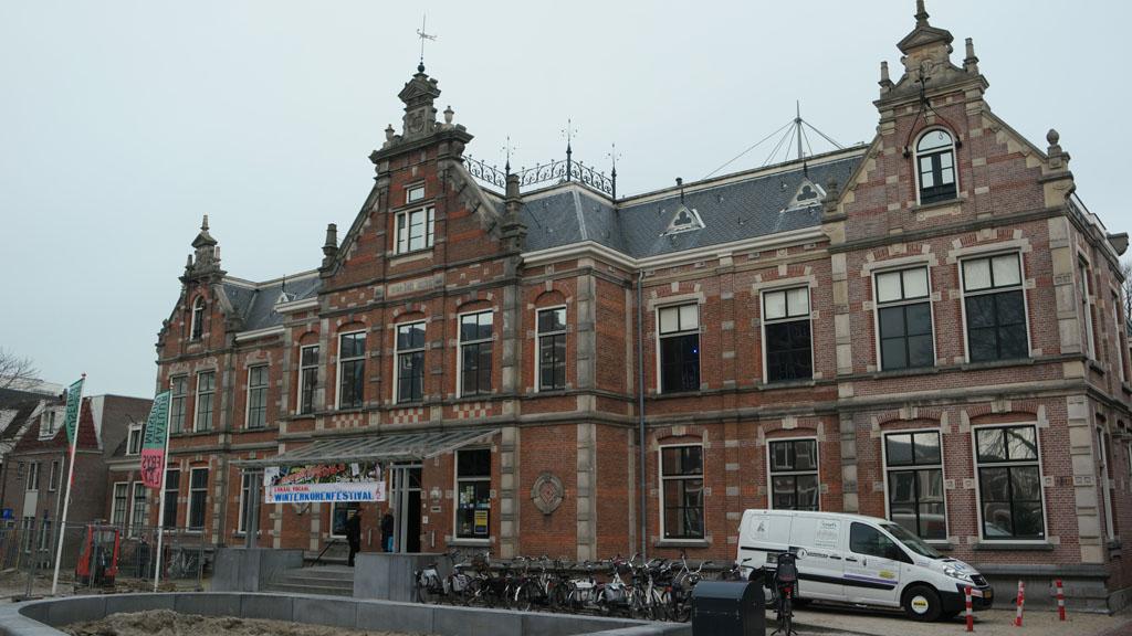 Het Fries Natuurmuseum.