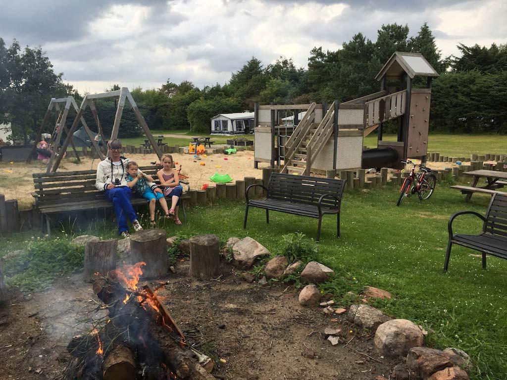 Guldager Camping.