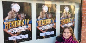 'Hendrik IV, ongeschikt voor kinderen', een verrassende voorstelling