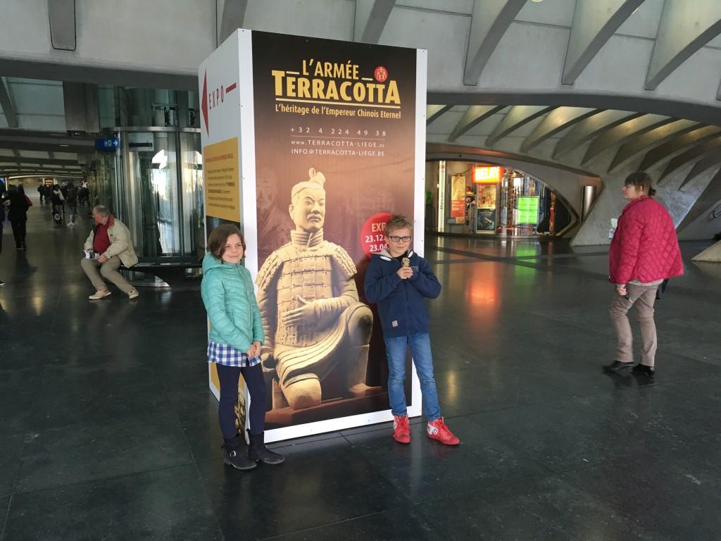 Klaar voor een bezoek aan het Terracotta Leger