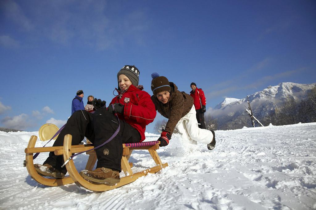 Volop plezier voor kinderen (foto: Inzeller Touristik GmbH).