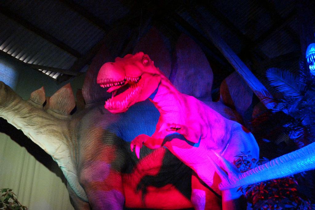 Grommende T-Rex
