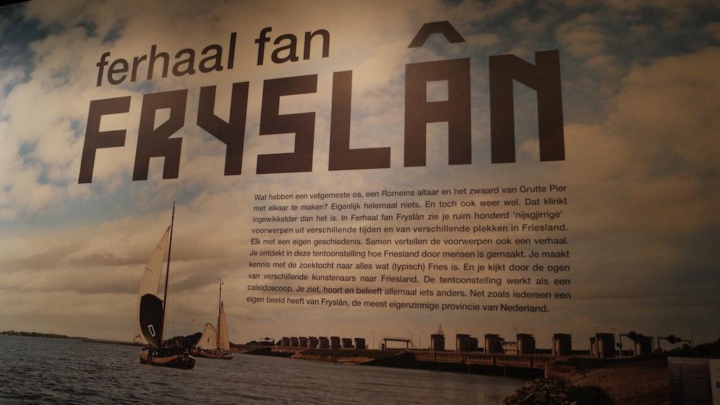 Ferhaal fan Fryslan, vol met Friese weetjes.