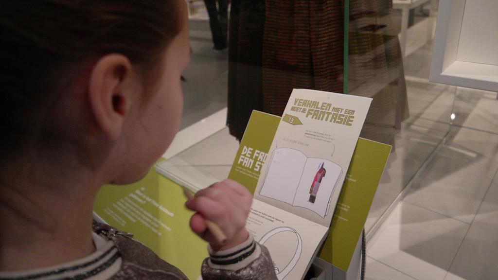 Het doeboek van het Fries Museum is een groot succes.
