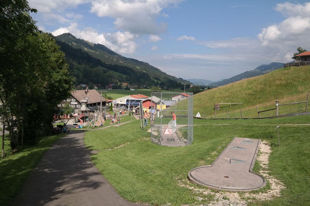 In Oberstaufen zijn vele activiteiten te doen.