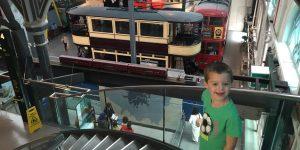 Transport Museum in Londen, must see met kinderen