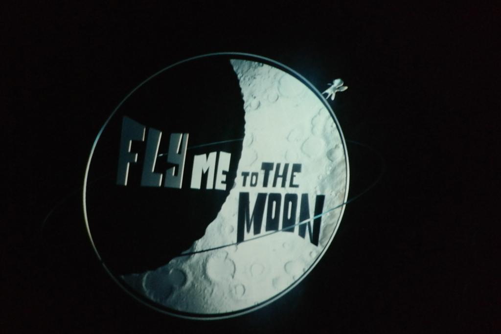 Fly me to the moon in het Omniversum Den Haag