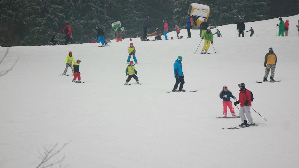 Skiles in Winterberg voor kinderen is wat ons betreft erg geslaagd!