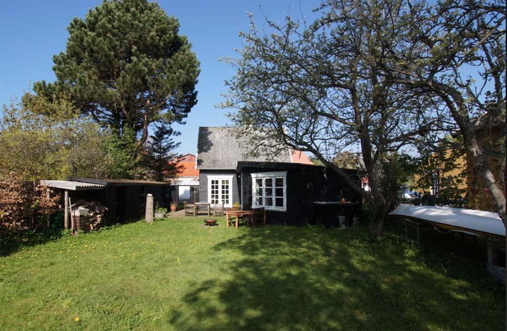 Strandhuisjes in Denemarken Huis 1 huis