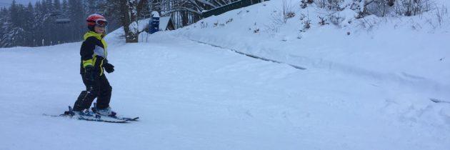 Voor het eerst op wintersport met kinderen, wat heb je nodig?