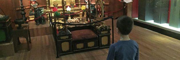 Naar het Wereldmuseum met kinderen: een ontdekkingsreis naar verre landen