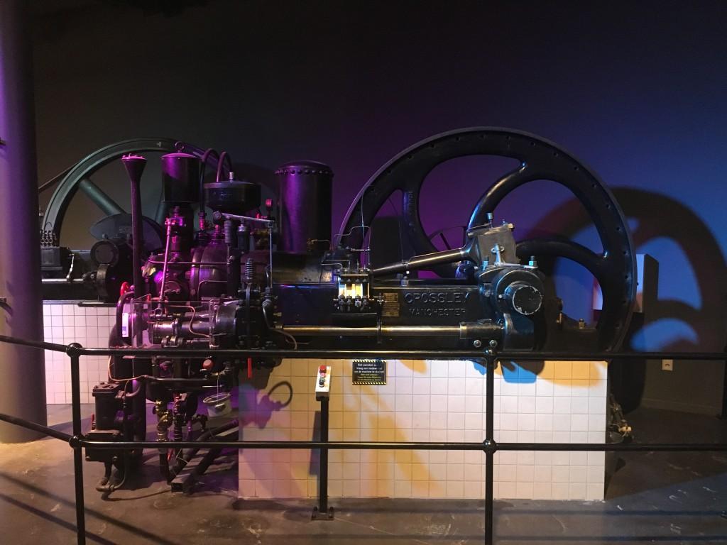 Museumstukken die verstellen over de industriële geschiedenis